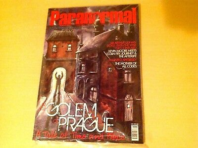 Rare Sealed Paranormal Magazine Issue 60