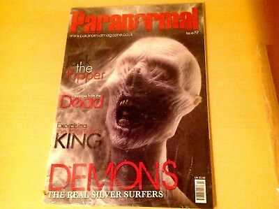 Rare Sealed Paranormal Magazine Issue 57