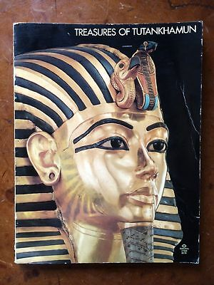 Treasures of Tutankhamun : National Gallery of Art, Field Museum of Na(PB, 1976)