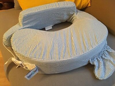 Immaculate condition My Brest Friend Feeding Pillow, London collection