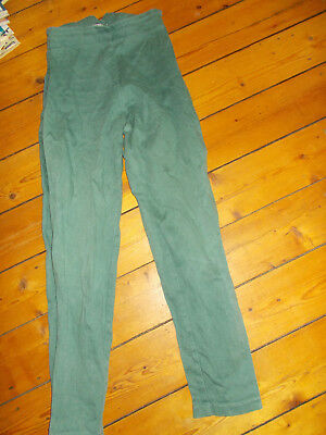 grüne Hose, Jeggings, Gr. 36 , XS, Street one