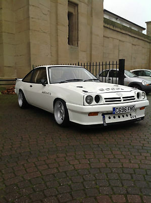 Opel Manta Gte Coupe 3.0 24V