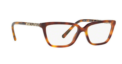04a1654f121 BURBERRY BE 2232 Eyeglasses Light Havana Gold 3316 53mm - Brand New ...