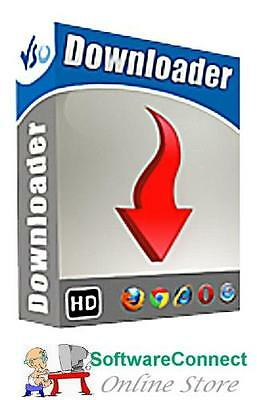 VSO Video Downloader Ultimate video audio streaming HD YouTube Pandora Metcafe