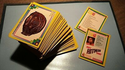 WWF Trading Cards Wrestling 1993 gelbe Serie full set: 001- 192 cool! complete!