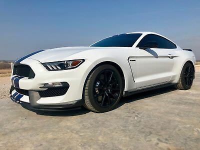 Ford Mustang Shelby GT350 2017 Shelby GT350 2100 Miles Like Brand New