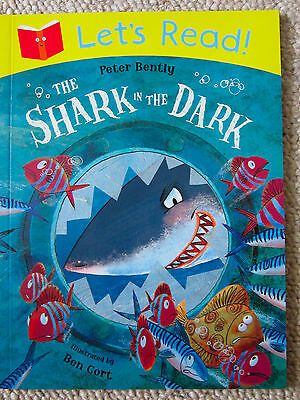 Let's Read! The Shark in the Dark by Peter Bently (Paperback, 2014) New