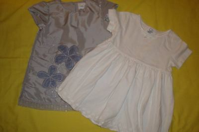 BABY GAP Girls Baby Toddler Clothing Lot of 2 Dresses Pre Owned Size 18 Months