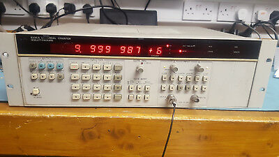Hewlett Packard Timer Frequency Counter 5335A With option 40 200MHz