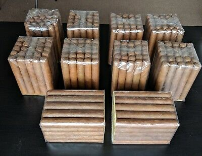 Lot of 300 Dominican Tobacco Cigars