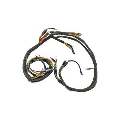 Cowl Dash Wiring Harness - Amp Gauge Loop Style - V8 - Ford Pickup, Commercial &