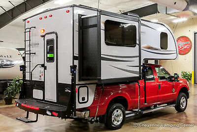 New 2019 Backpack Max HS-2902 Extended Season Slide-Out Truck Camper For Sale