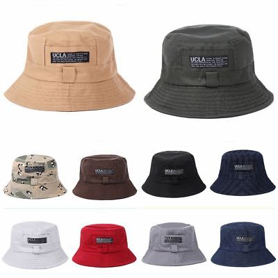 Boonie Bucket Hat Fisherman Cap Sun Beach Cap Fishing Hiking Sport Wide  Brim Hat c7d2bebf53e