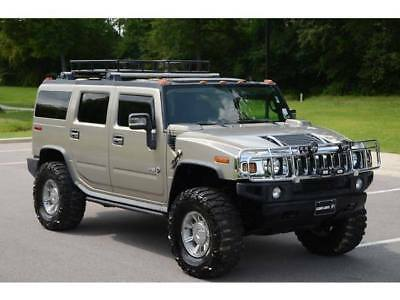 2007 Hummer H2 SUV 2007 HUMMER H2 SPECIAL EDITION LIFTED MUD TIRES 110K