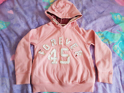 Girls Next (UK brand) pink hooded windcheater, size  7, Vgood cond