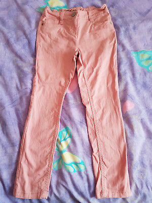 Girls Next (UK brand) dusty pink skinny jeans size 7, excellent condition