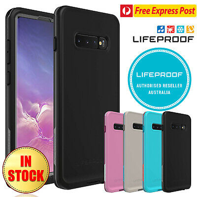 Galaxy S10 S9 Plus Case Genuine Lifeproof Shock Water proof Cover For Samsung