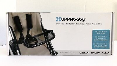 UPPAbaby Snack Food Tray Vista Cruz Alta 2015-Later NEW in Box