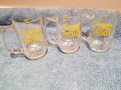 Coopers Extra Stout 285ML Beer Glasses