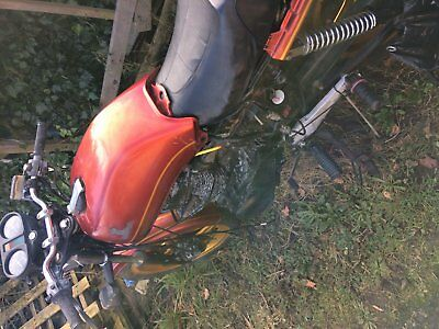 honda cb400n superdream for spares or repair
