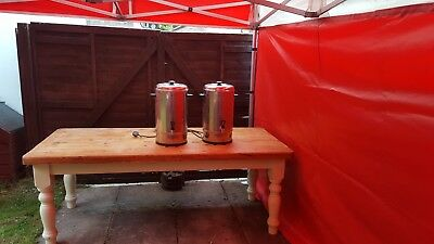 SWAN  ELECTRIC CATERING URN -  HOT WATER / TEA - EXCELLENT condition used once