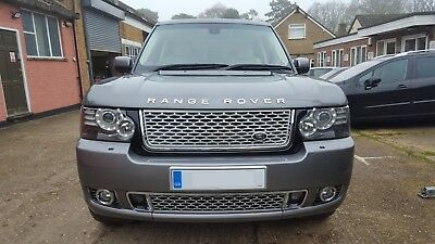 Land Rover Range Rover 3.6 TDV8 Vogue - Factory Bodykit - Rear Entertainment TV