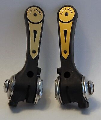 Rare Vintage Gipiemme Downtube Shifters (VGC)