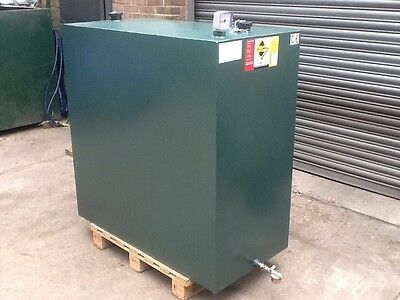 METAL/ STEEL HEATING OIL TANK 900Ltr.  QUICK DELIVERY