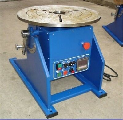 300Kg 661Lbs Automatic Welding Positioner Turntable Brand New vc