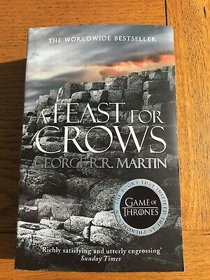 A Feast For The Crows-Game Of Thrones Book