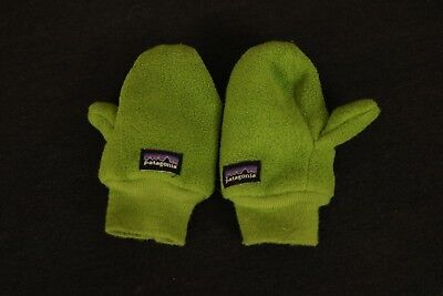 Patagonia Infants Baby S 6-18 Months Mittens Green