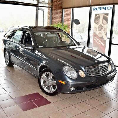 2006 Mercedes-Benz E-Class E350 4Matic Wagon E350 4Matic Wagon ONLY 80k MILES Rare Color THIRD ROW Immaculate 50 PICS
