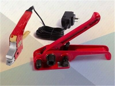 Sealless Manual Handy Strap Tool, Electric Heating Welding Strapping Tool 220 iv