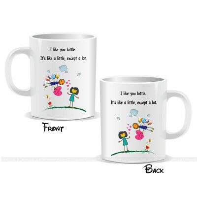 Wifey Mug Novelty Wife Lovers Couple Birthday Funny Novelty Present New Gift 244