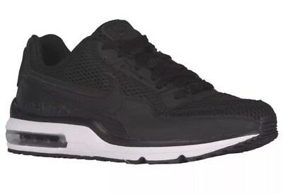 the best attitude 02f89 5bbb2 Men s Nike Air Max Ltd 3 Br Black white 842365 010 Size 9