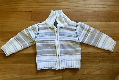 NWOT Baby Boy Cardigan Bought At Nordstrom, 6-12 Months ($40)