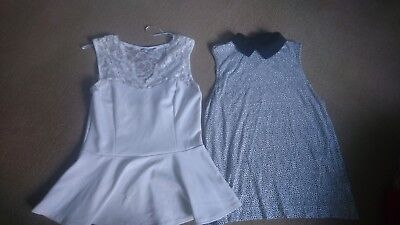 Elegant New Look two top bundle, size 12