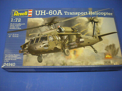 REVELL 04940 1/72 UH-60A Transport Helicopter