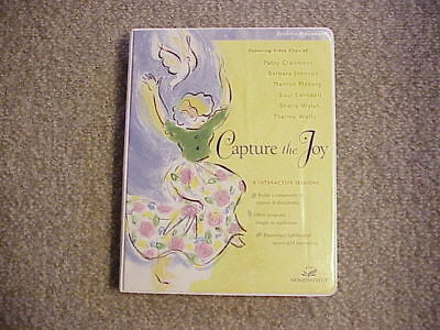 Capture the Joy / Complete Package (Books Music Video) Women of Faith / Free Shp