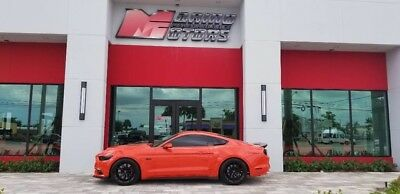 2015 Ford Mustang  2015 MUSTANG GT - PERFORMANCE PACKAGE - LOTS OF UPGRADES -FLORIDA