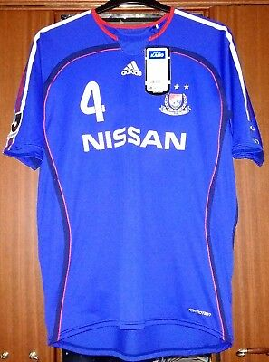 BNWT 2006 Adidas Formotion Yokohama F Marinos Home Shirt Jersey Player Issue New