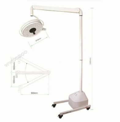 108 W Mobile Led Surgical Medical Exam Light Shadowless Lamp KD-2036D-3 Ac/Dc ma