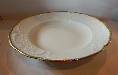 Rosenthal Barbara (Sanssouci) Pattern Rimmed Soup Bowl (S) Made In Germany