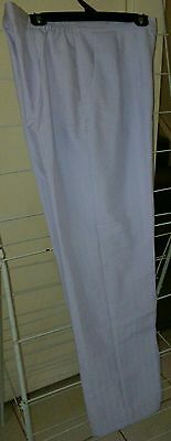 Beautiful Lilac pants, size 16, excellent condition