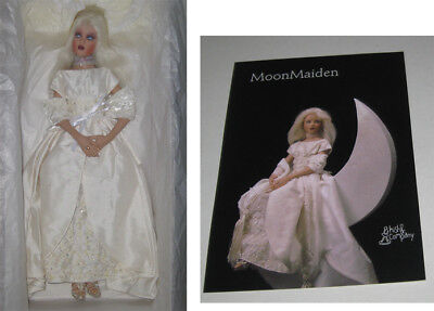 2002 Helen Kish & Co. Moon Maiden Limited Edition Collector Doll - MIB
