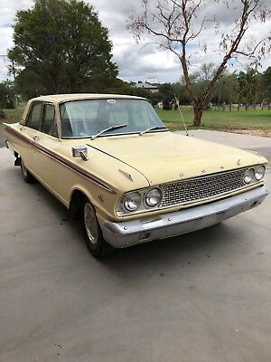 Ford Compact Fairlane 1963