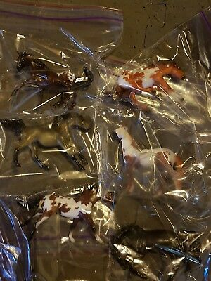 Breyer Spirit Stablemates lot of 6 MINT! Stored in individual bags.