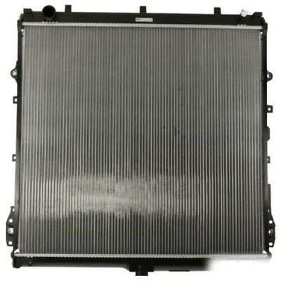 Radiator KoyoRad A2994 for Toyota Sequoia Tundra 2007-2016