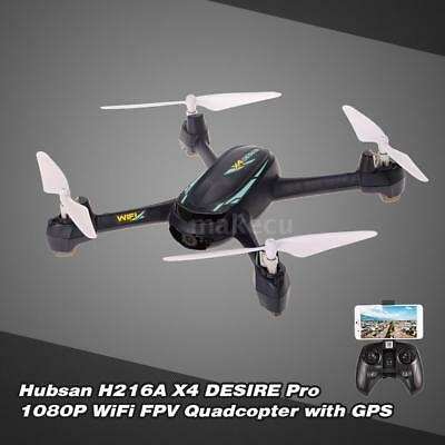 Hubsan H216A X4 DESIRE Pro WiFi FPV With 1080P HD Camera Altitude Hold GPS F1J9