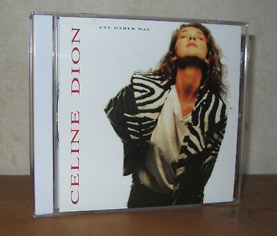 Celine Dion - ANY OTHER WAY - Rare Remixes CD with Promo Remixes